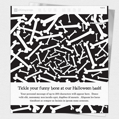 Photo of Funny Bones - Wrappers only
