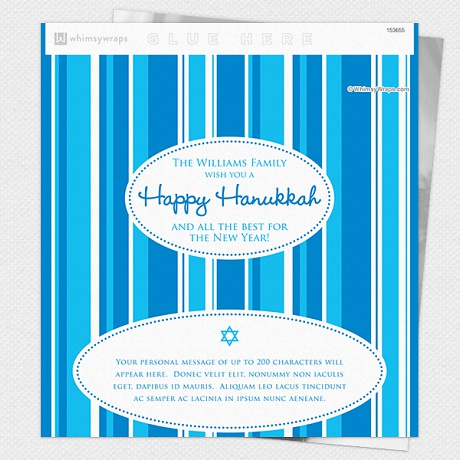 Photo of Happy Hanukkah - Wrappers only