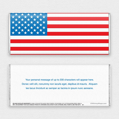Photo of Old Glory - with Belgian Milk Chocolate Bar (45g)