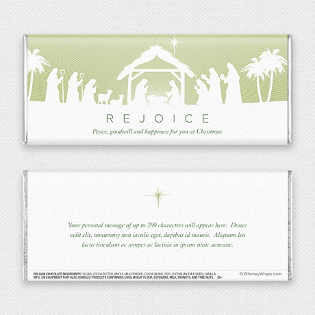 Photo of Rejoice - with Belgian Milk Chocolate Bar (51g)