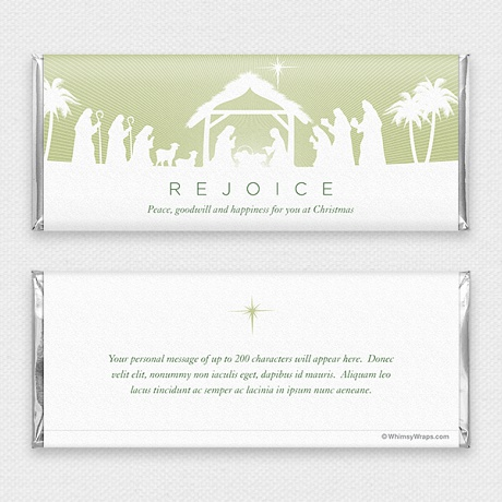 Photo of Rejoice - with Hershey Milk Chocolate Bar (45g)