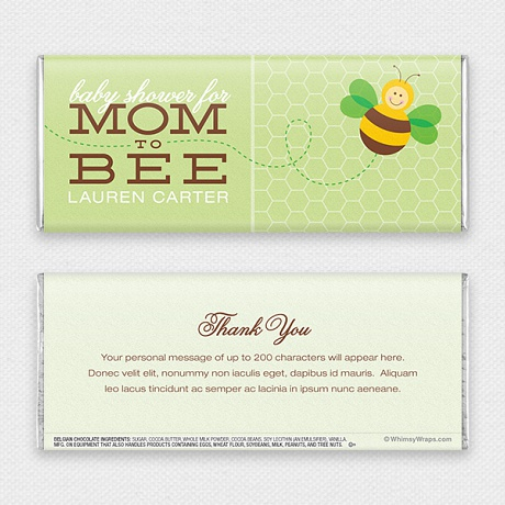 Photo of Sweet Bee - with Belgian Milk Chocolate Bar (45g)