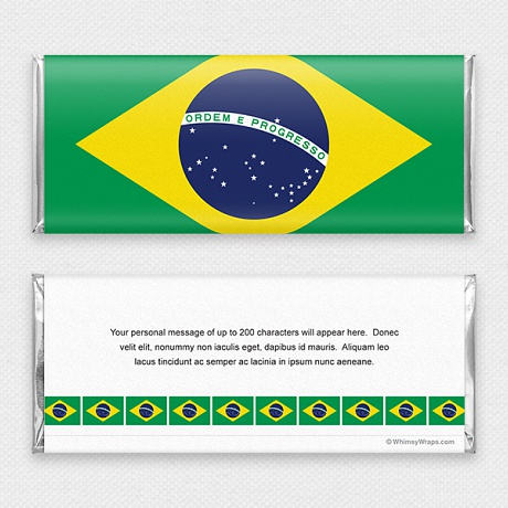 Photo of Brazilian Flag